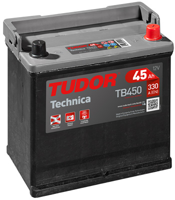 Batterie TUDOR TB450 (X1)