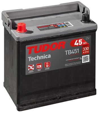 Batterie TUDOR TB451 (X1)