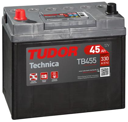 Batterie TUDOR TB455 (X1)