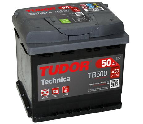 Batterie TUDOR TB500 (X1)