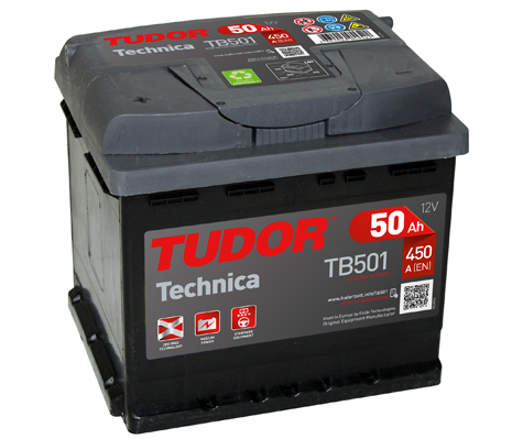 Batterie TUDOR TB501 (X1)