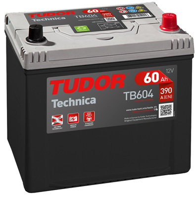 Batterie TUDOR TB604 (X1)