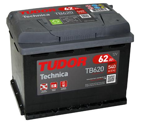 Batterie TUDOR TB620 (X1)