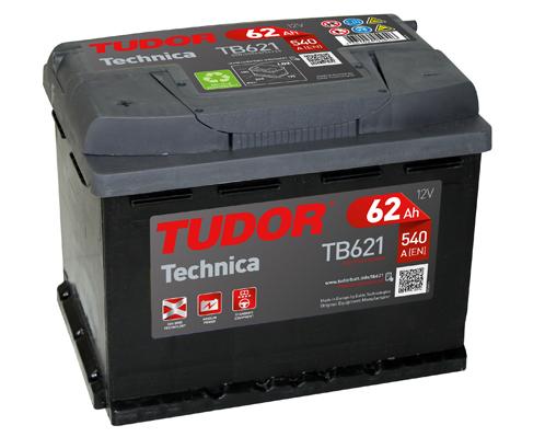 Batterie TUDOR TB621 (X1)