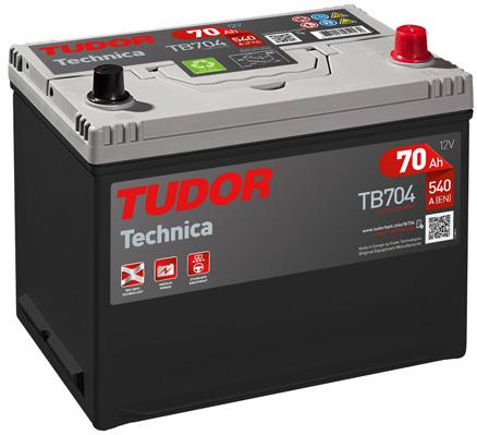 Batterie TUDOR TB704 (X1)
