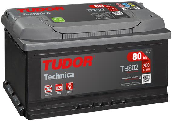 Batterie TUDOR TB802 (X1)