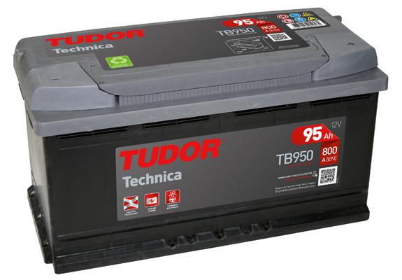 Batterie TUDOR TB950 (X1)