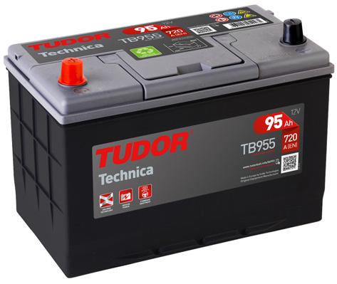 Batterie TUDOR TB955 (X1)