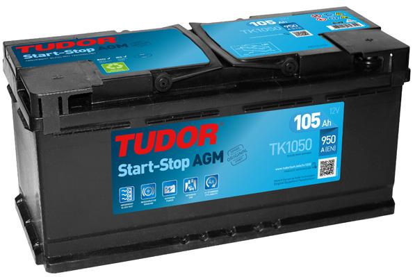 Batterie TUDOR TK1050 (X1)