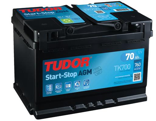 Batterie TUDOR TK700 (X1)