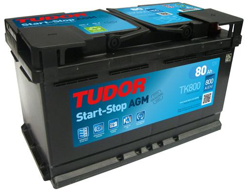 Batterie TUDOR TK800 (X1)