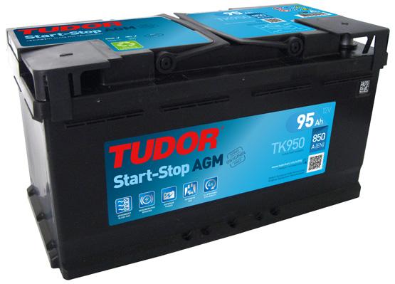 Batterie TUDOR TK950 (X1)