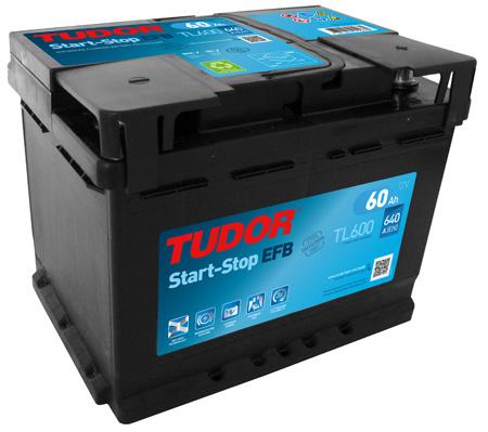 Batterie TUDOR TL600 (X1)