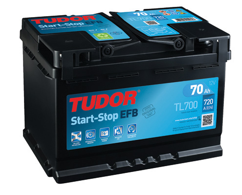Batterie TUDOR TL700 (X1)