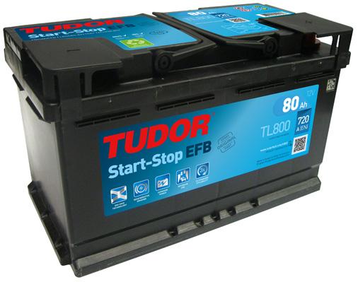 Batterie TUDOR TL800 (X1)