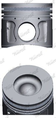 Piston moteur NÜRAL 87-439100-10 (X1)