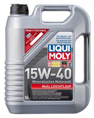 Huile moteur LIQUI MOLY 2571 (X1)
