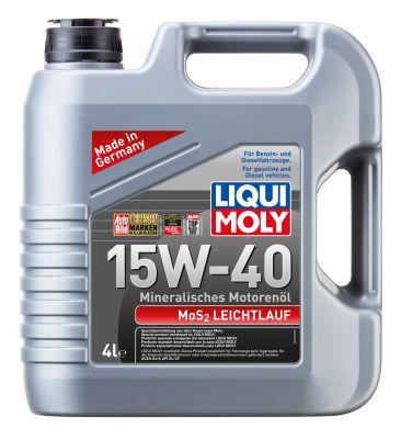 Huile moteur LIQUI MOLY 2631 (X1)