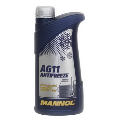Liquide de refroidissement SCT Germany Longterm AG11 (X1)