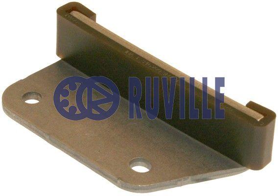 Coulisse, chaîne de commande-pompe à huile RUVILLE 3484014 (X1)