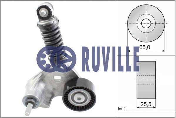 Tendeur de courroie d'accessoires RUVILLE 55256 (X1)