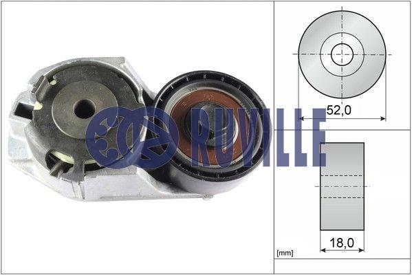 Tendeur de courroie d'accessoires RUVILLE 55266 (X1)