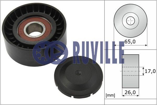 Galet enrouleur accessoires RUVILLE 55787 (X1)