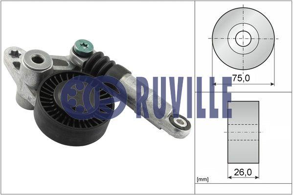 Tendeur de courroie d'accessoires RUVILLE 56358 (X1)