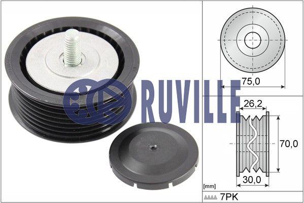 Galet enrouleur accessoires RUVILLE 56724 (X1)