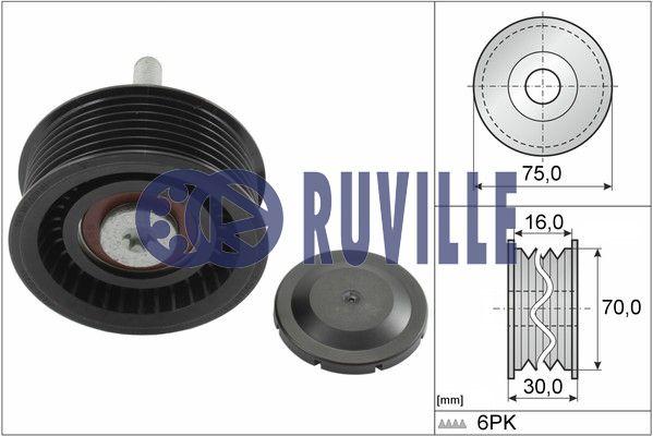 Galet enrouleur accessoires RUVILLE 56725 (X1)