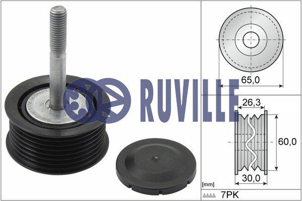 Galet enrouleur accessoires RUVILLE 56727 (X1)