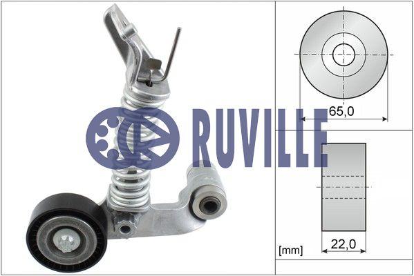 Tendeur de courroie d'accessoires RUVILLE 57538 (X1)