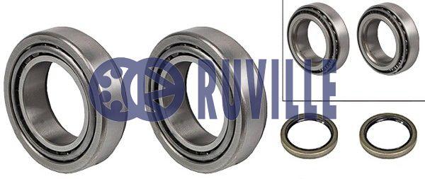 Roulement de roue RUVILLE 7201 (X1)