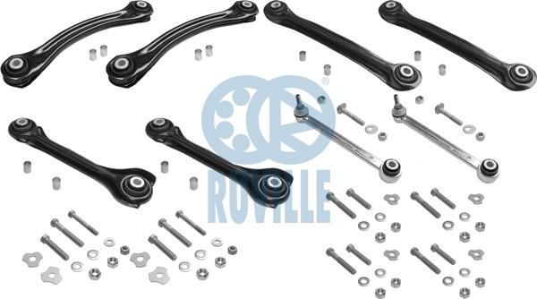 Kit de bras de suspension RUVILLE 935185S (X1)
