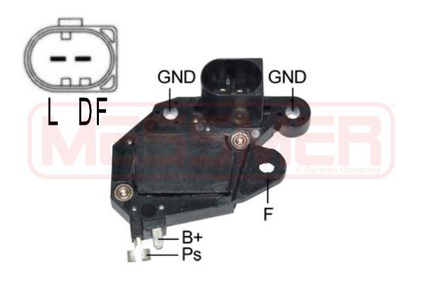 Regulateur d'alternateur ERA 215127 (X1)
