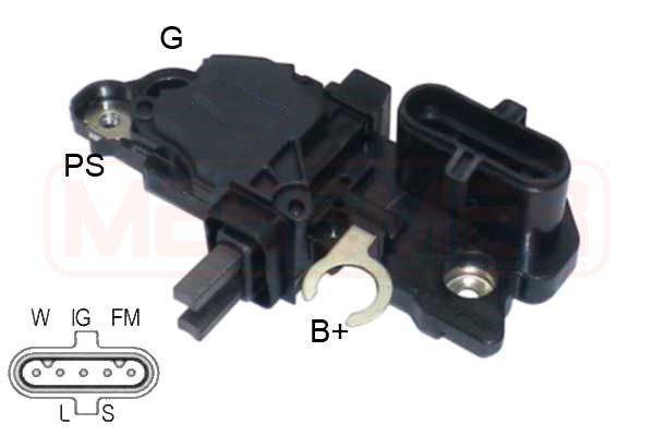 Regulateur d'alternateur ERA 215250 (X1)