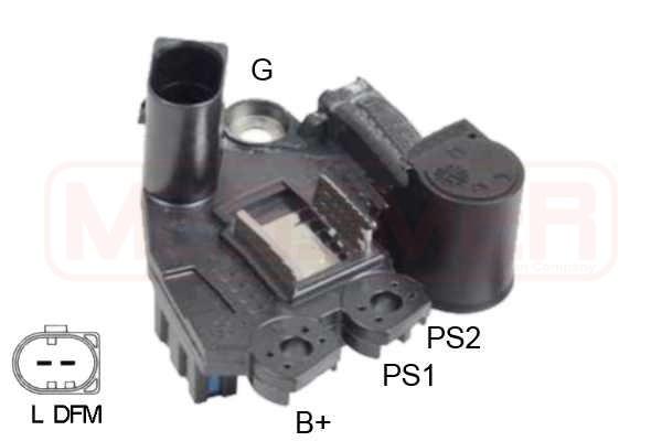 Regulateur d'alternateur ERA 215499 (X1)