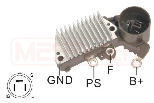 Regulateur d'alternateur ERA 215669 (X1)