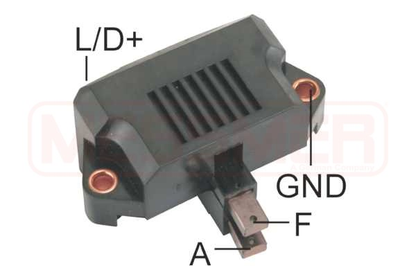 Regulateur d'alternateur ERA 215832 (X1)