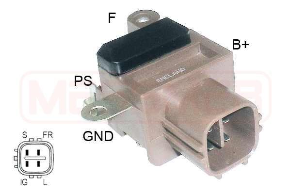 Regulateur d'alternateur ERA 215996 (X1)