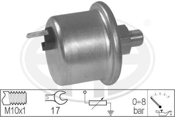 Capteur, pression d'huile ERA 330031 (X1)