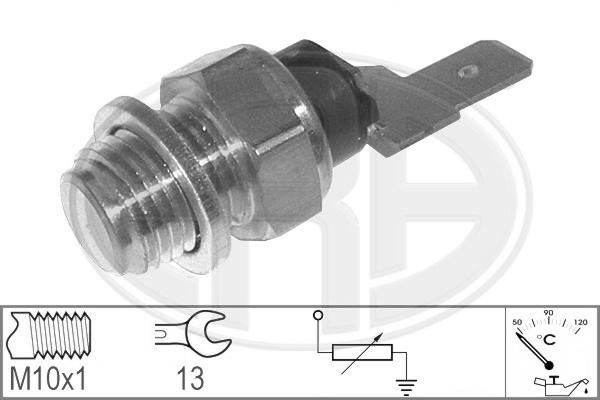 Capteur, température d'huile ERA 330123 (X1)