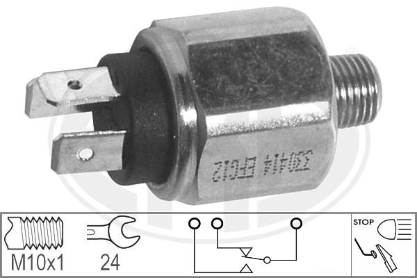 Contacteur de feu stop ERA 330414 (X1)