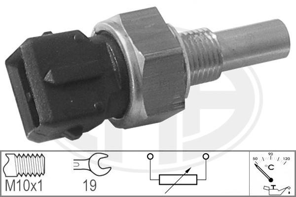 Capteur, température d'huile ERA 330644 (X1)