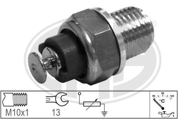 Capteur, température d'huile ERA 330687 (X1)