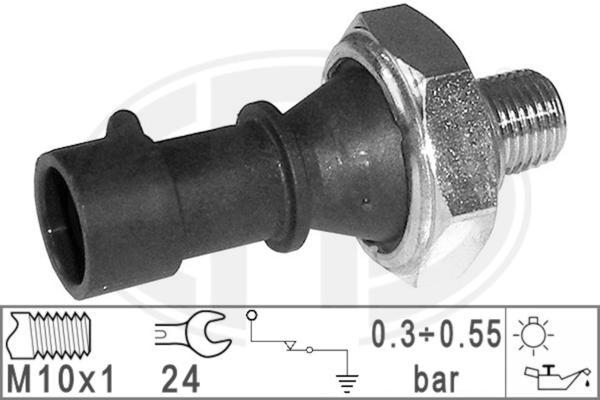 Capteur, pression d'huile ERA 330761 (X1)