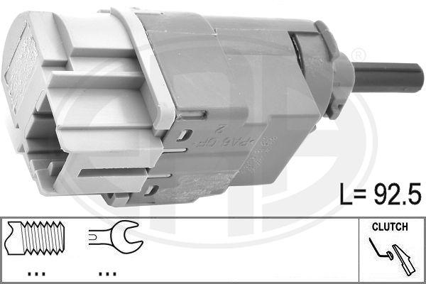 Commande, embrayage (régulateur de vitesse) ERA 330935 (X1)