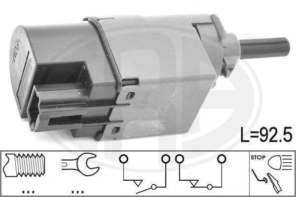 Commande, embrayage (régulateur de vitesse) ERA 330937 (X1)