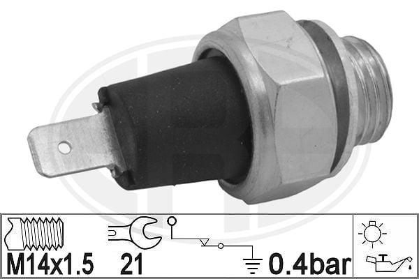 Capteur, pression d'huile ERA 330953 (X1)