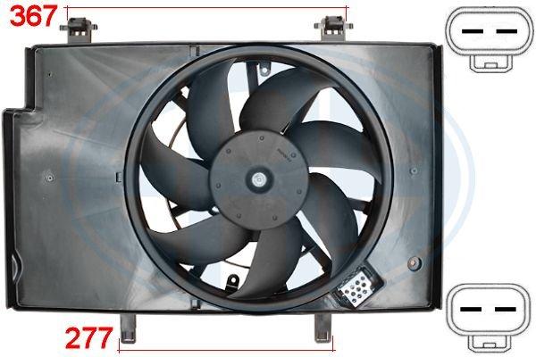 Capteur, pression d'huile ERA 330535 (X1)
